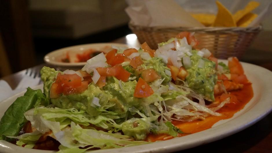 Huge Vegetarian Burrito